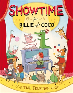 Showtime for Billie and Coco tor freeman showtime for billie and coco