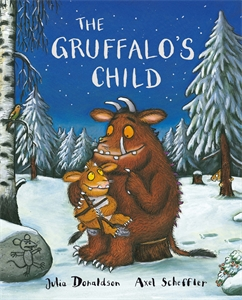 Купить The Gruffalo's Child Big Book,