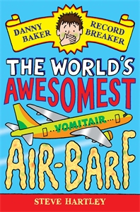 Danny Baker Record Breaker (2): The World's Awesomest Air-Barf фигурка dragons barf