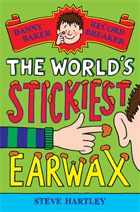 Danny Baker Record Breaker (4): The World's Stickiest Earwax стартовые очки madwave record breaker rainbow white m0454 03 0 09w