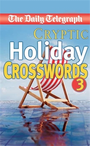 Daily Telegraph Cryptic Holiday Crosswords 3 палатка holiday 3 кт3018