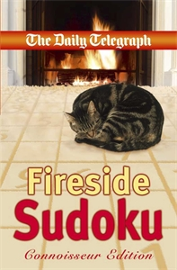 Daily Telegraph Fireside Sudoku 'Connoisseur Edition' кружка fireside chat 425 мл