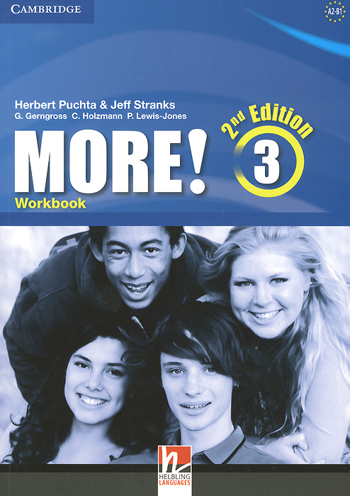 More! Level 3: Workbook more level 3 teacher s book