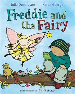 Freddie and the Fairy the fairy doll