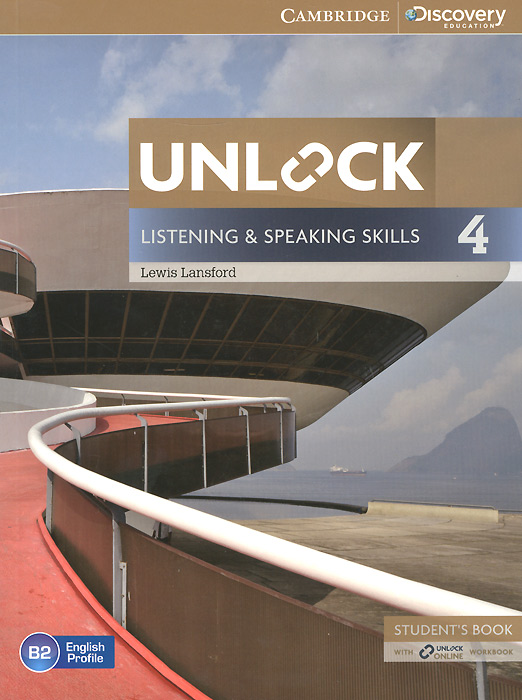 Unlock: Level 4: Listening and Speaking Skills: Student's Book and Online Workbook learning english language via snss and students academic self efficacy