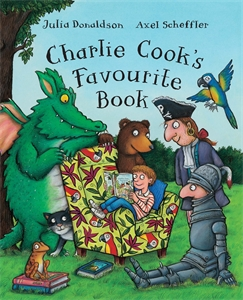 Купить Charlie Cook's Favourite Book Big Book,