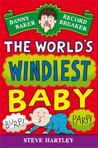 Danny Baker Record Breaker (6): The World's Windiest Baby стартовые очки madwave record breaker rainbow white m0454 03 0 09w