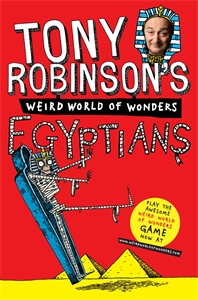 Tony Robinson's Weird World of Wonders! Egyptians tony p to041awses69
