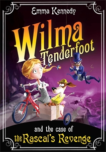 Wilma Tenderfoot and the Case of the Rascal's Revenge cell shock 360 15