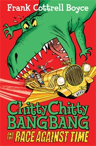 Chitty Chitty Bang Bang 2: The Race Against Time against the grain