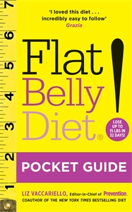 The Flat Belly Diet Pocket Guide gallop rick the gi diet shopping and eating out pocket guide