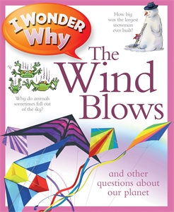 I Wonder Why The Wind Blows fair blows the wind