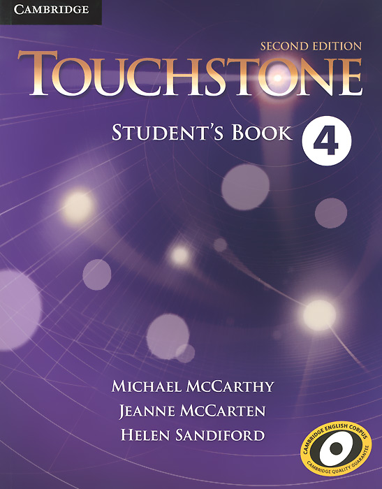 Touchstone: Level 4: Student's Book  цена