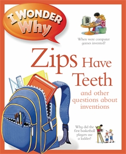 Купить I Wonder Why Zips Have Teeth
