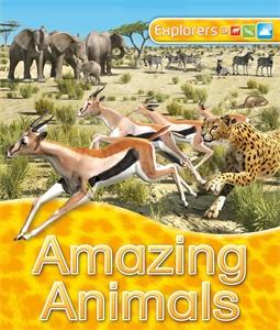 Купить Explorers: Amazing Animals
