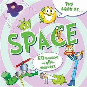 The Book of... Space space activity book