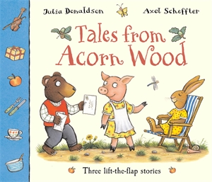 Tales from Acorn Wood jansson t tales from moominvalley
