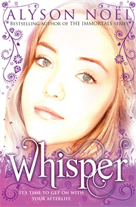 A Riley Bloom Novel: Whisper lucinda riley tormiõde