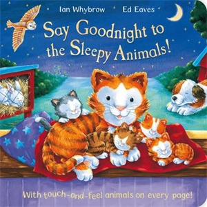 Say Goodnight to the Sleepy Animals! свитшот naf naf naf naf na018ewpta90