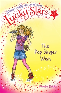 Lucky Stars 3: The Pop Singer Wish lucky stars 8 the sleepover wish