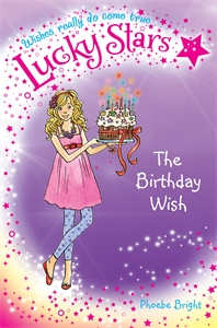Lucky Stars 4: The Birthday Wish lucky stars 8 the sleepover wish