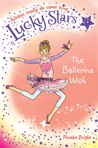 Lucky Stars 6: The Ballerina Wish lucky stars 8 the sleepover wish