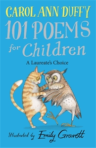 A Laureate's Choice: 101 Poems for Children Chosen by Carol Ann Duffy ann w wacira student choice of universities