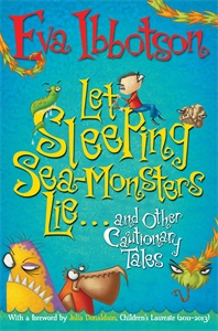 Let Sleeping Sea-Monsters Lie romping monsters stomping monsters
