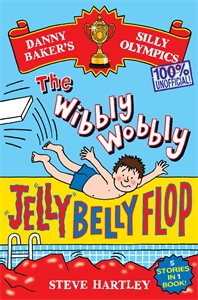Danny Bakers Silly Olympics: The Wibbly Wobbly Jelly Belly Flop - 100% Unofficial!