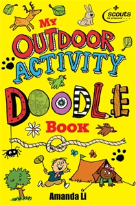 My Outdoor Activity Doodle Book minions the doodle book