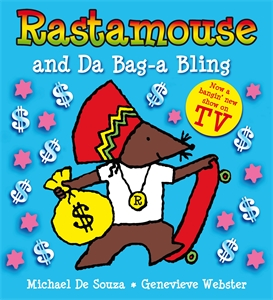 Rastamouse and Da Bag-a Bling цена