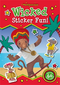 Rastamouse: Sticker Activity my counting sticker activity book
