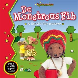 Rastamouse: Da Monstrous Fib