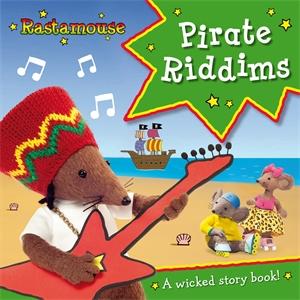 Rastamouse: Pirate Riddims rastamouse da monstrous fib