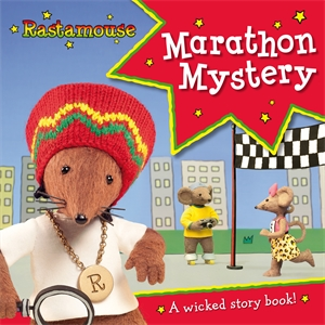 Rastamouse: Marathon Mystery rastamouse da monstrous fib