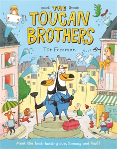 The Toucan Brothers группа the mills brothers