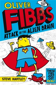 Oliver Fibbs 1: The Attack of the Alien Brain рубашка s oliver s oliver so917ewjxi17