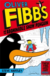 Oliver Fibbs 3: The Abominable Snow Penguin рубашка s oliver s oliver so917ewjxi17