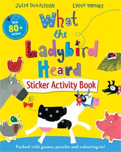 What the Ladybird Heard Activity Book