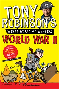 Tony Robinson's Weird World of Wonders - World War II tony p to041awses69