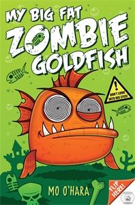 My Big Fat Zombie Goldfish lee stafford кондиционер для придания объема волосам my big fat healthy hair 250 мл