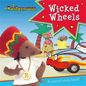 Rastamouse: Wicked Wheels rastamouse da monstrous fib