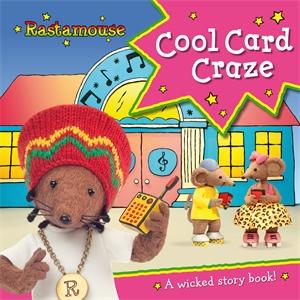 Rastamouse: Cool Card Craze rastamouse da monstrous fib