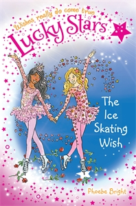 Lucky Stars 9: The Ice Skating Wish lucky stars 8 the sleepover wish