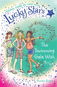 Lucky Stars 10: The Swimming Gala Wish lucky stars 8 the sleepover wish