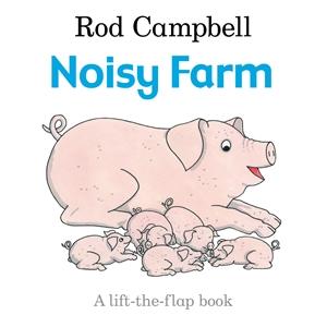 Noisy Farm игровые наборы tomy britains big farm фермерский прицеп со свинками