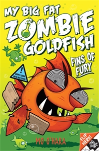 My Big Fat Zombie Goldfish 3: Fins of Fury go goldfish