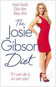 The Josie Gibson Diet the ice diet