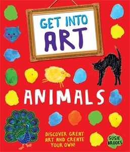 Get Into Art: Animals get into art places