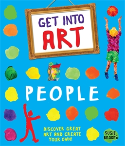 Купить Get Into Art: People